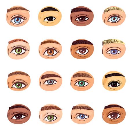 Diverse Eyes