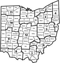 Zones and Counties